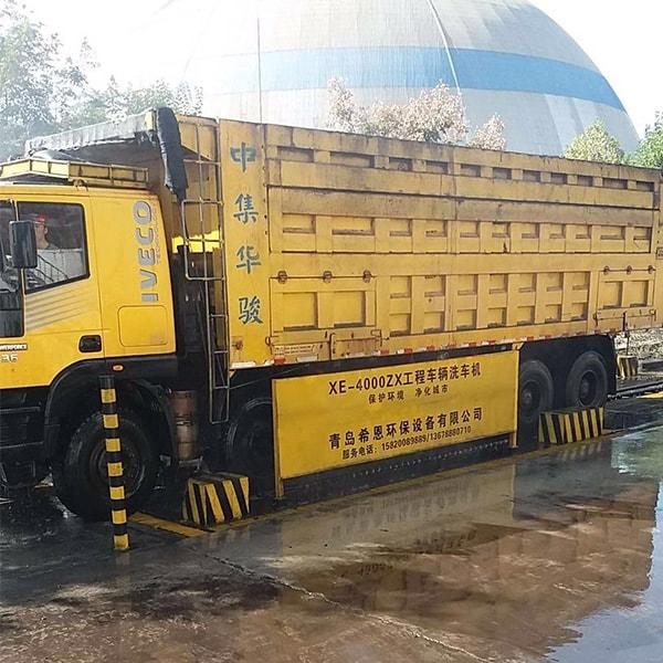 建筑工地洗车机国家电投发电厂