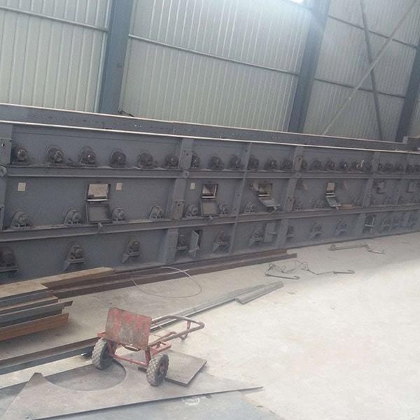 GWS型风冷钢带式除渣机